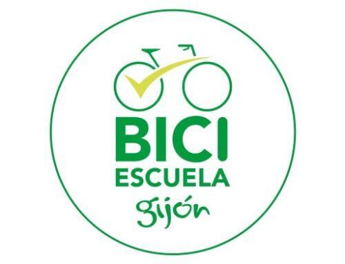 Presentación de la BiciEscuela Municipal de Gijón 2021